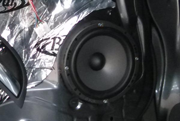 海马普力马改装劲浪K2汽车音响搭配创世纪 P5高清图片