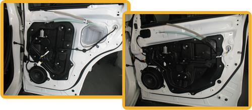 马自达cx5全车博亚隔音