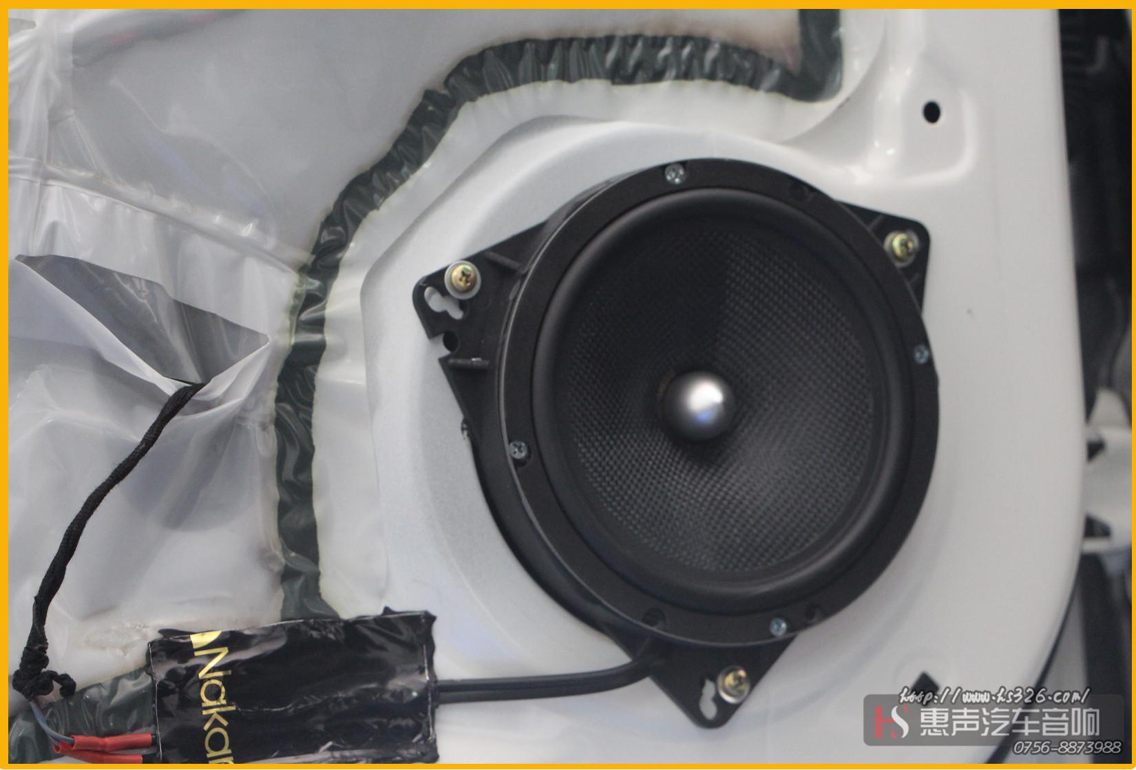 长安CS35改装KX 165限时活动套餐高清图片