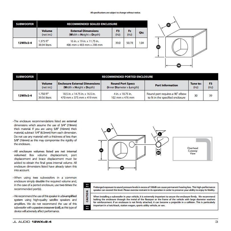 捷力12WX产品说明书