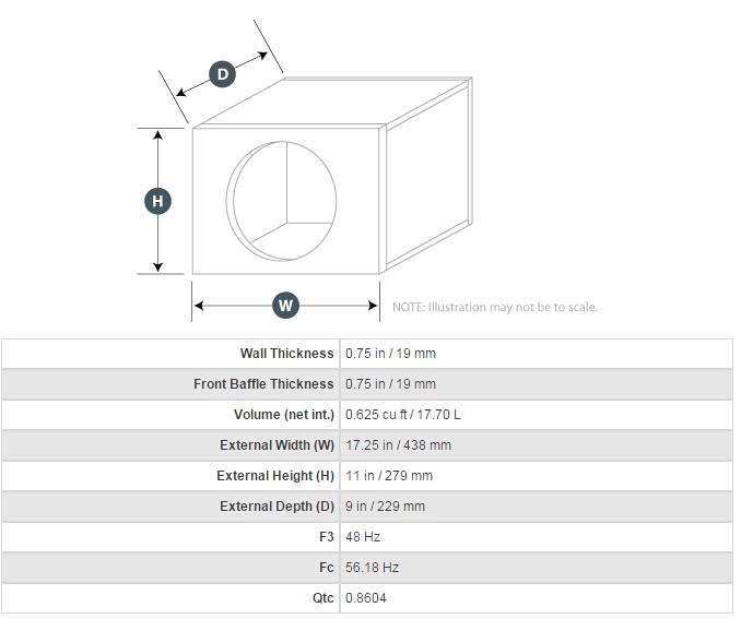 10WX产品箱体设计尺寸