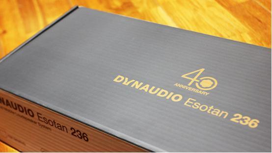 丹麦丹拿ESOTAN 236 40周年版本